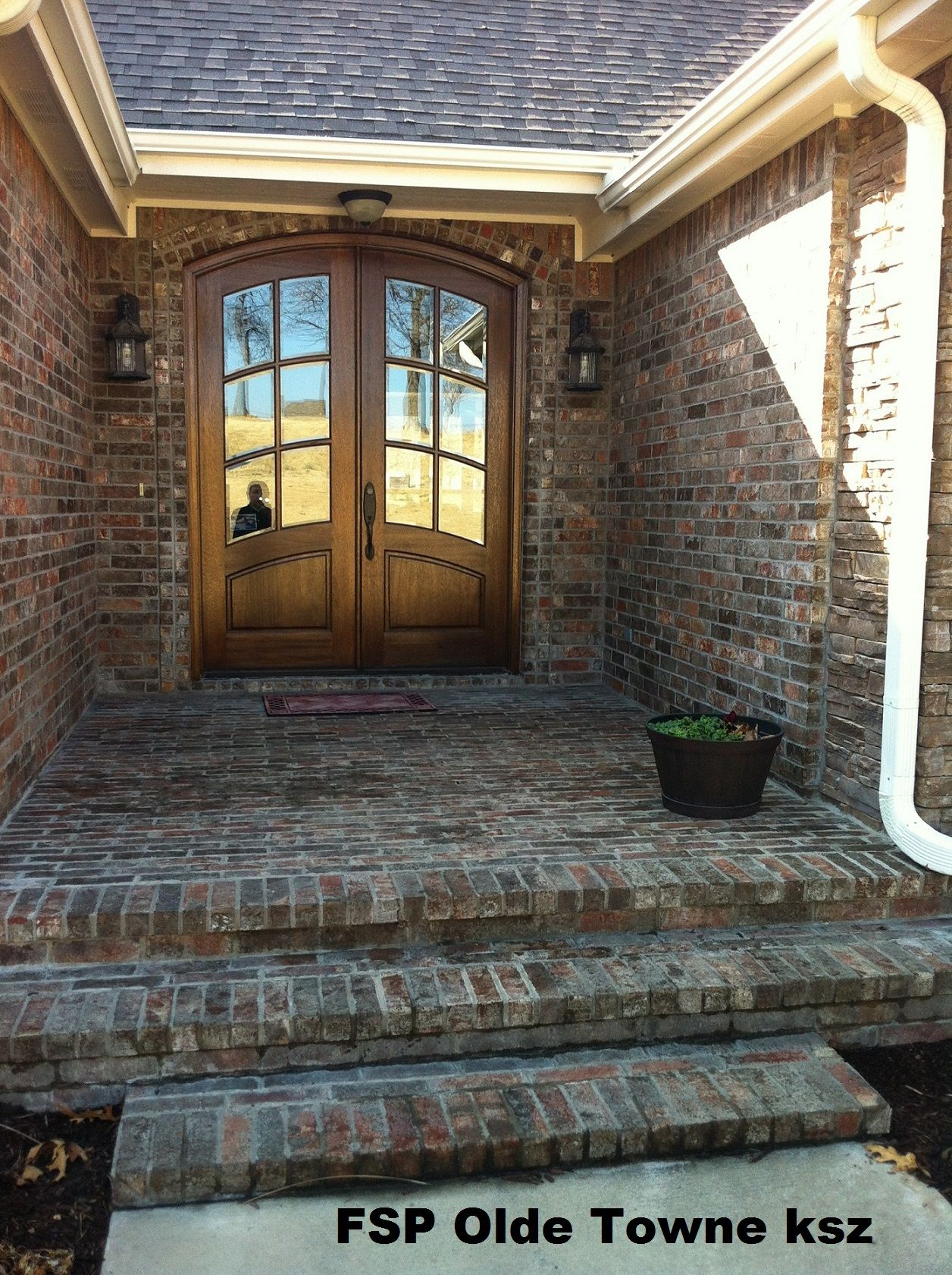 What brick replace acme french chateau acme brick company fsp olde towne king size brick brick companies exterior colors