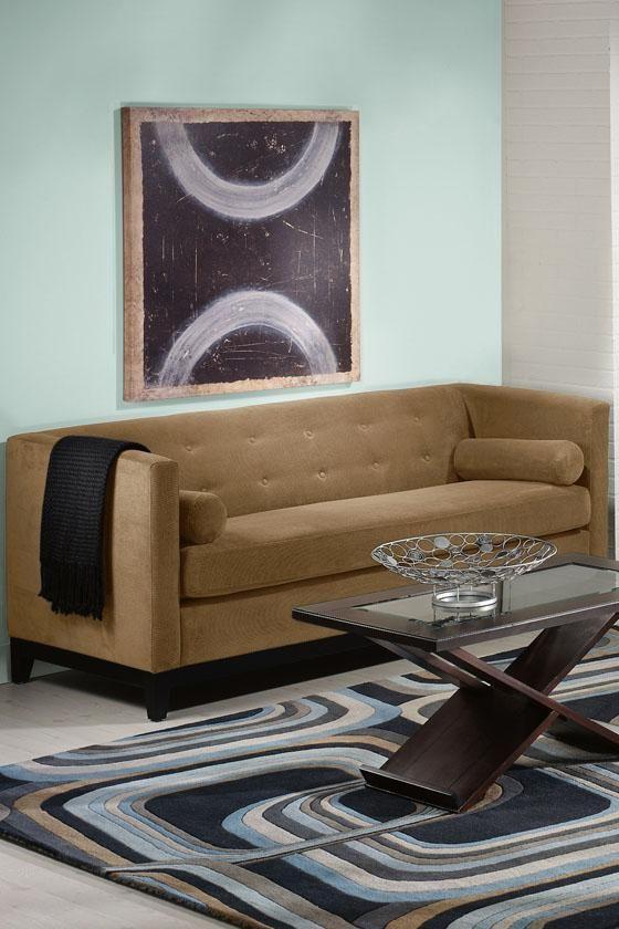Boxer Tufted Sofa Sofas Living Room Furniture