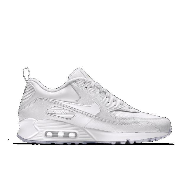 info for fab47 167ec The Nike Air Max 90 iD Winter White Shoe   xmas 2018   Nike ...
