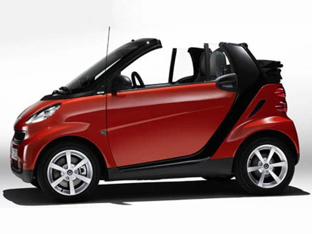 Smart Fortwo Coupe Pulse Carros Auto Motores