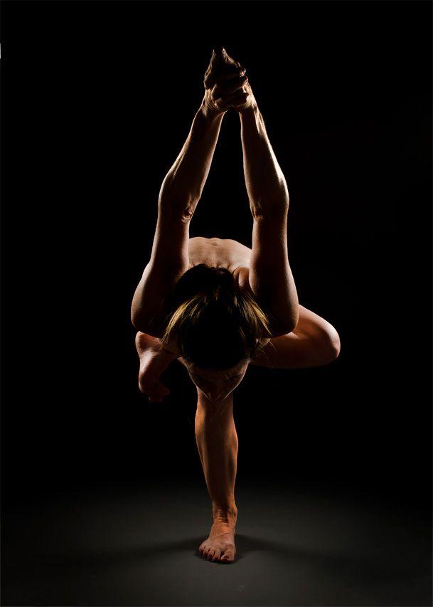 Fine Art Yoga Portraits Bryan College Station Photographer