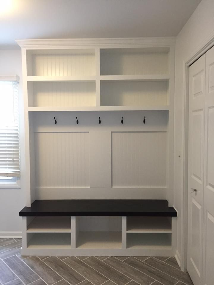 Creative Mudroom Bench Dimensions Ideas That Go One Step