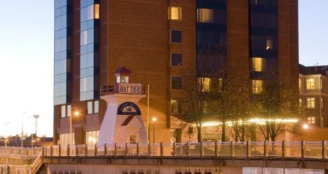 Hilton Saint John New Brunswick Canada Hotel