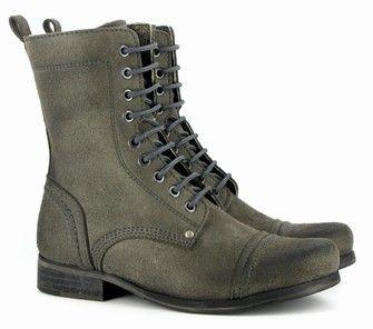 Combat Foot Wear Boots Vintage Boots Vegan Shoes