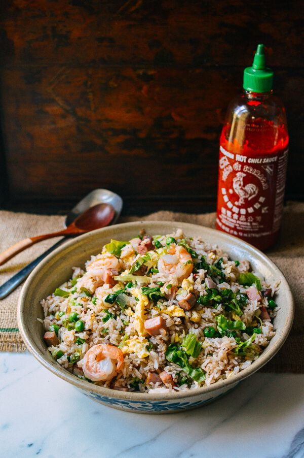 This #young #chow #fried #rice recipe is fit for an emperor (no really). You'll find that it's super easy to do in your home kitchen. Find out how to make it.