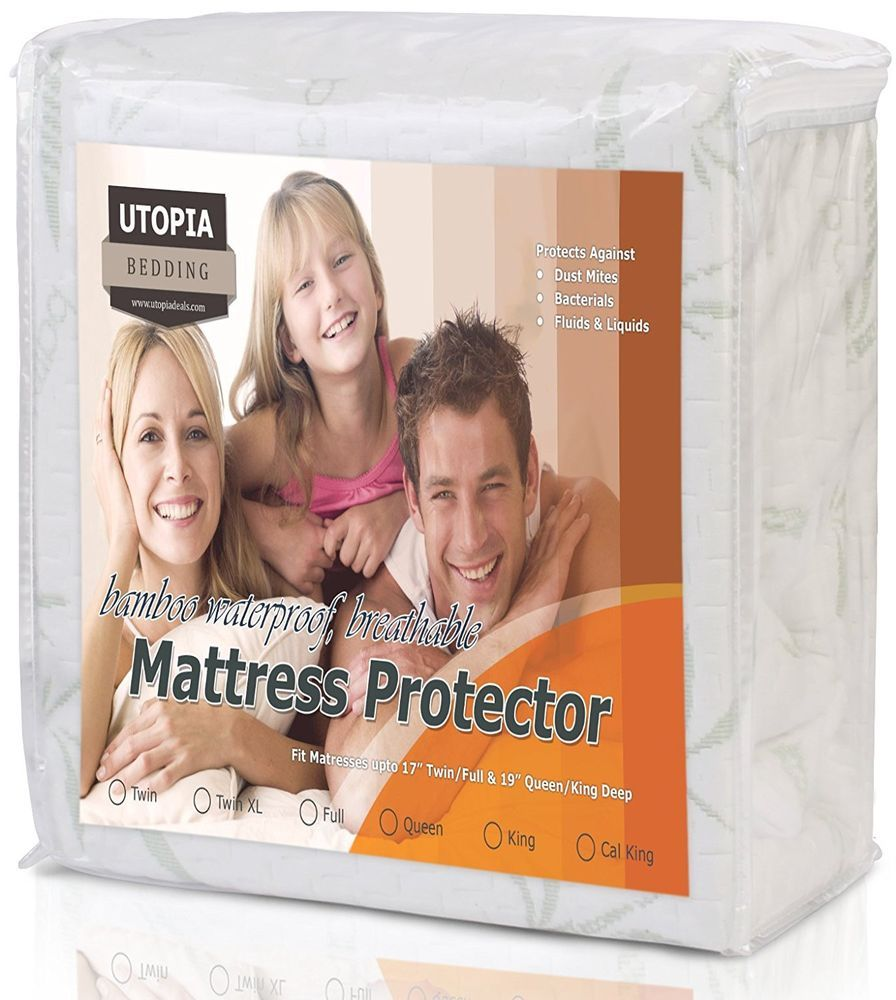 Designed With Your Comfort In Mind This Mattress Protector