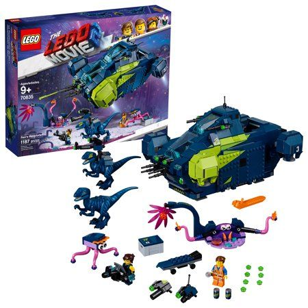 The Lego Movie 2 Rexs Rexplorer 70835 Products