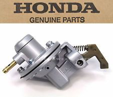 New Genuine Honda Fuel Pump 1975 1983 Gl1000 Gl1100 Goldwing Fuel