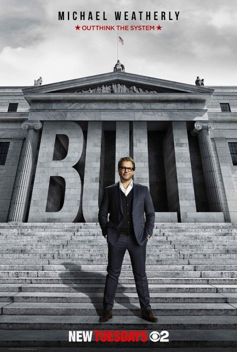 Latest Posters Bull Tv Michael Weatherly Tv Shows