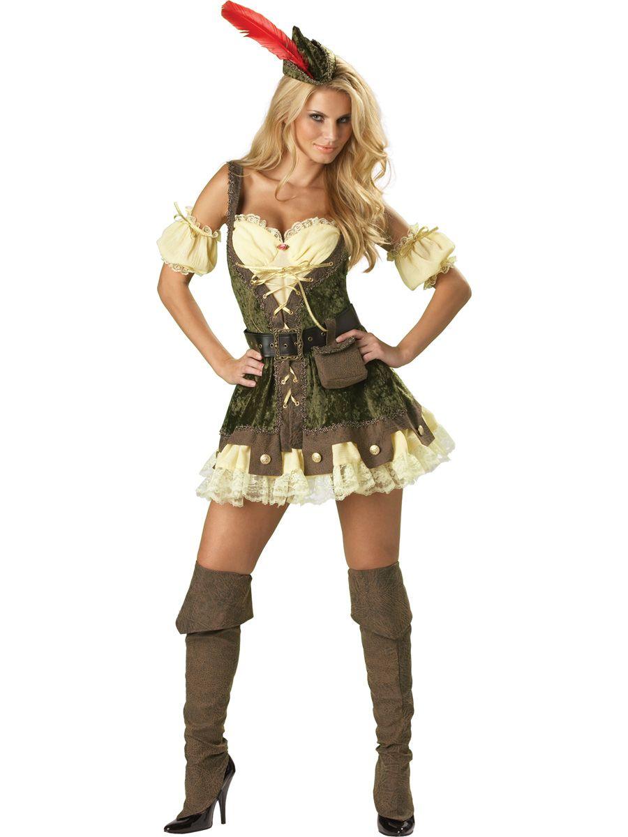 e9f194286 Fantasia Robin Hood Feminina - Aluguel de Fantasias - Breshow Fantasias -  Aluguel de Roupas e Fantasias para festas