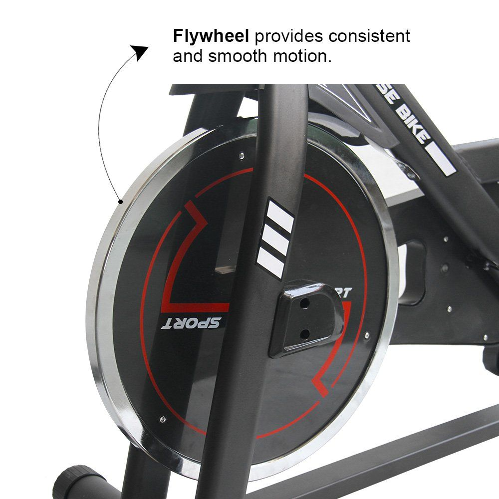 Nexht fitness exercise cycle bike 89101a indoor workout