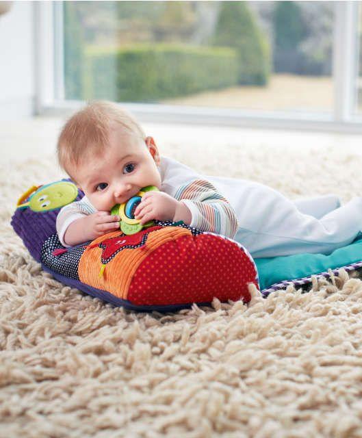 Babyplay - Tummy Time Activity Mat