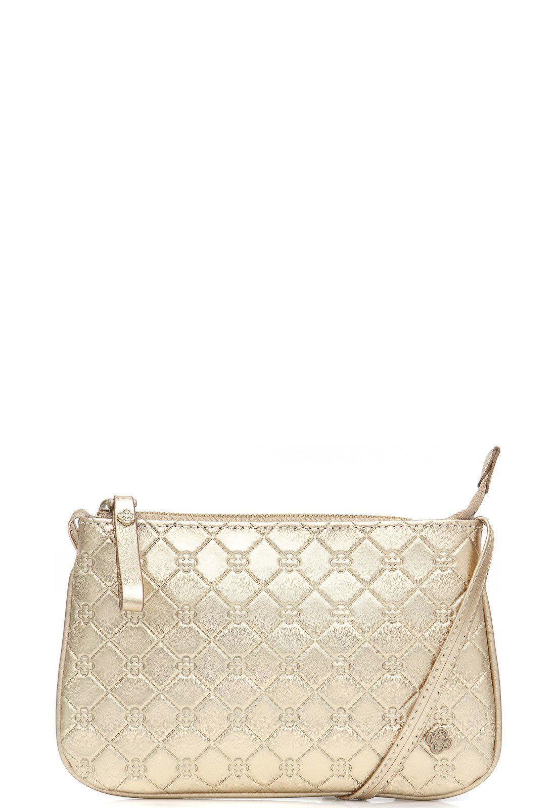 Bolso Capodarte Matelassê Golden Leather