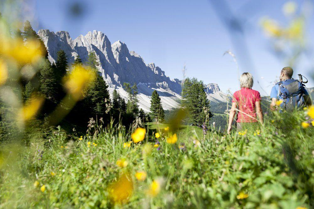 Nature park Puez-Odle - Alto Adige, Südtirol