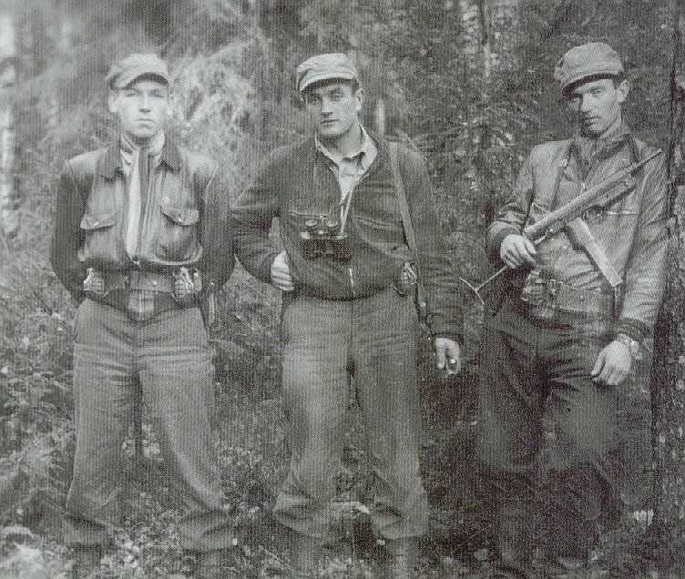The Forest Brothers were a loose guerrilla force in Estonia, Latvia, and Lithuania that fought Soviet occupation during and after World War 2.