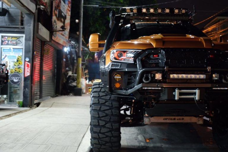 Amazing Ford Ranger By Autobot Autoworks Camionetas Ford Autos