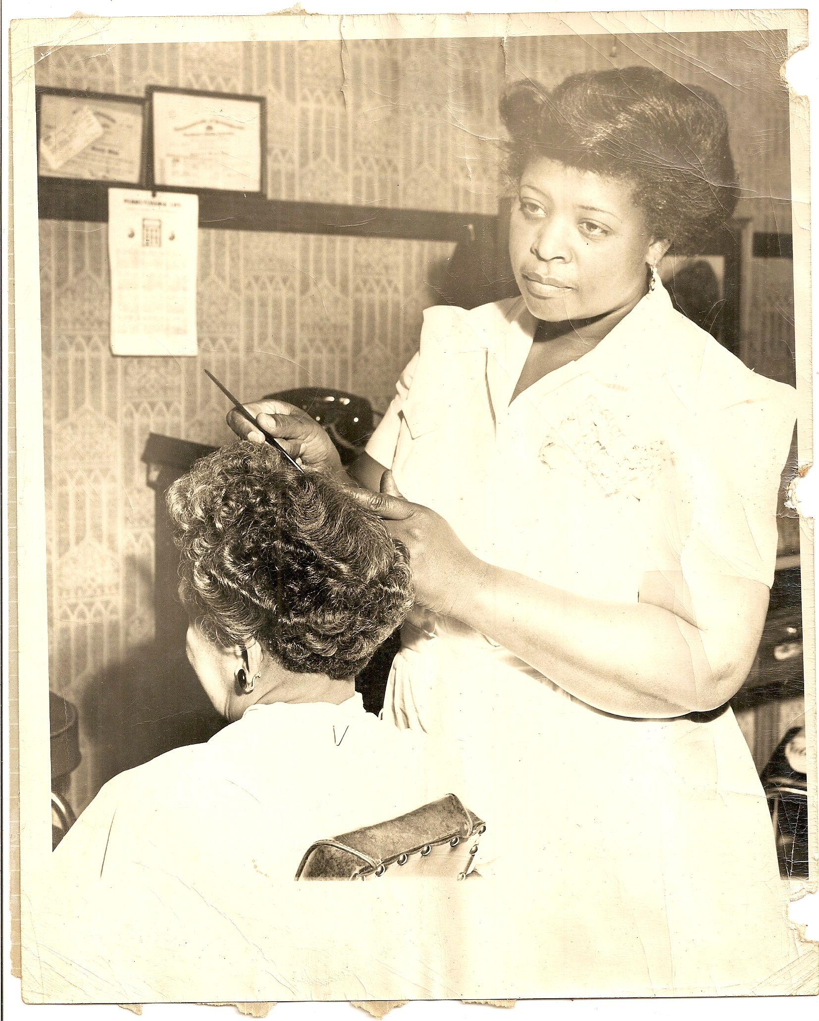Apex Beauty School Vintage Beauty Salon Vintage Hair Salons Black Beauties