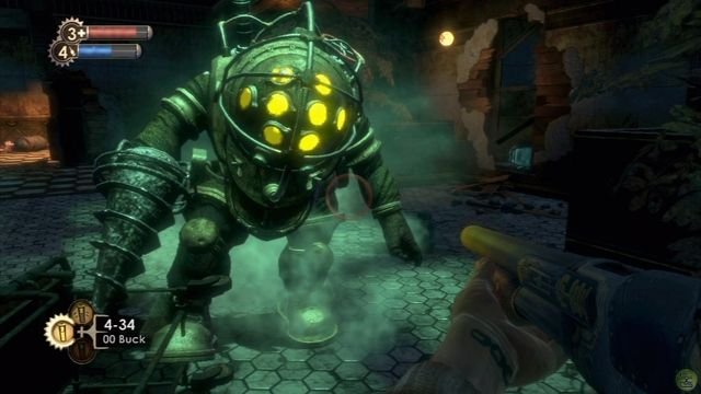 Image result for bioshock screenshot
