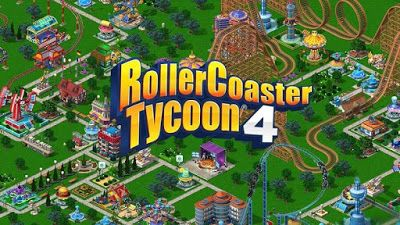 RollerCoaster Tycoon 4 Free Download | PC-Games in 2019 | Roller