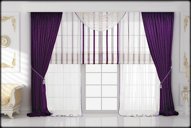ستائر مودرن 2016 حواء ويب Bedroom Design Inspiration Luxury Bedroom Design Curtain Designs