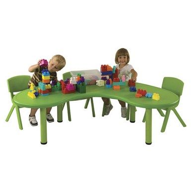 Kids Table And Chairs Daycare Table And School Tables At Daycare Furniture Direct Www Daycarefurnitur Daycare Furniture Preschool Tables Kids Table Chair Set