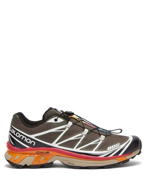 Rot Salomon S Lab XT6 Softground Trail Running Herren