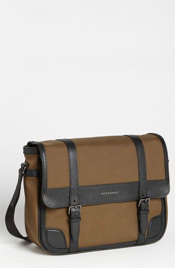 9d458c342 Burberry Messenger Bag available at #Nordstrom | His Style | Bags ...