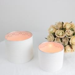 Paket - Rose white 2-pack