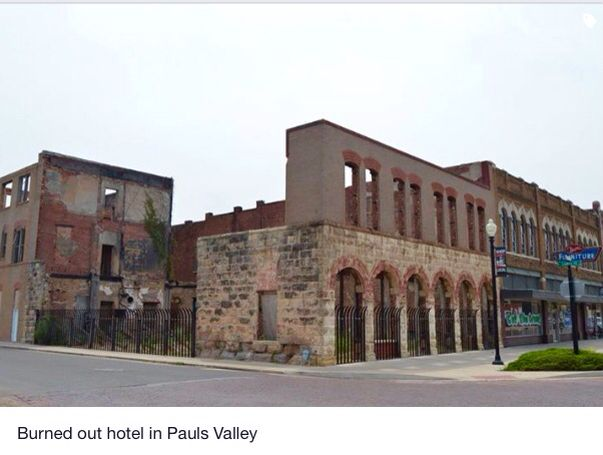 Pauls Valley, Oklahoma | Pauls valley, Pauls valley ...