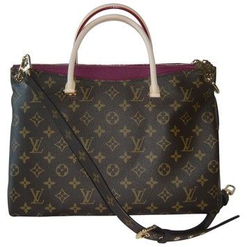 65f5669b34f0 Get the trendiest Cross Body Bag of the season! The Louis Vuitton Pallas  Monogram M40906 Aurore Cross Body Bag is a top 10 member favorite on Tradesy .