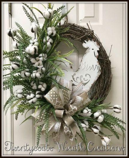 Photo of Super farmhouse wreath bows 16+ Ideas