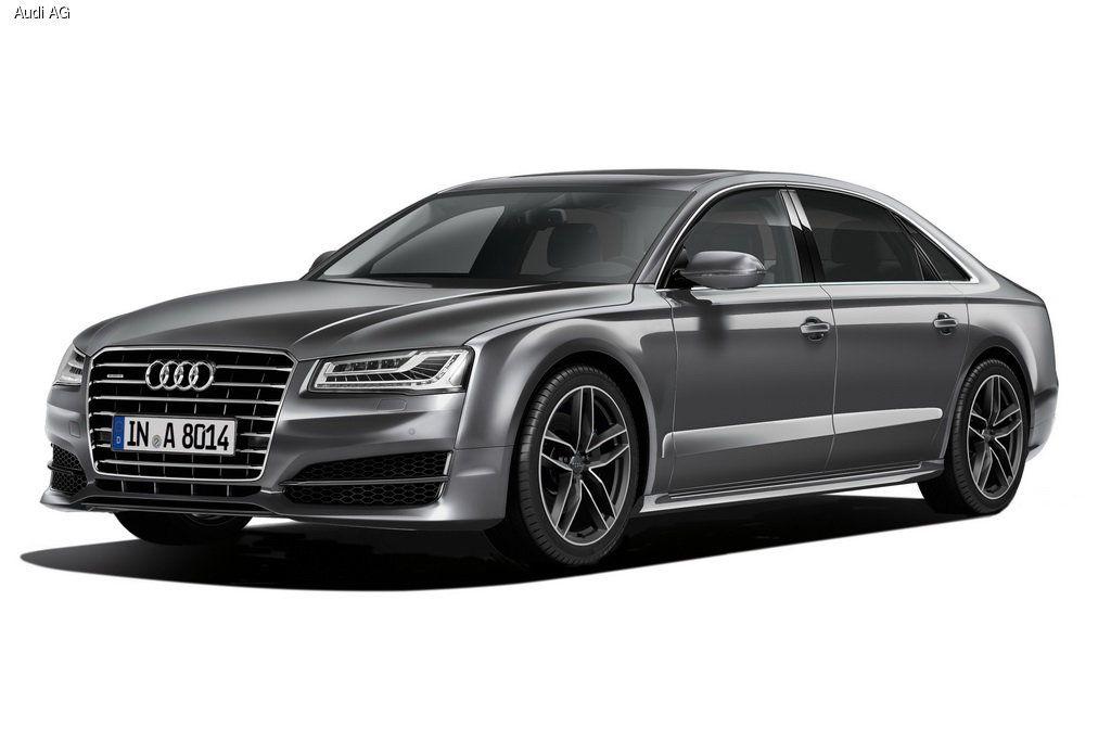 К 21-й годовщине с момента старта производства флагманского седана Audi A8 компания выпустит юбилейную серию Edition 21.