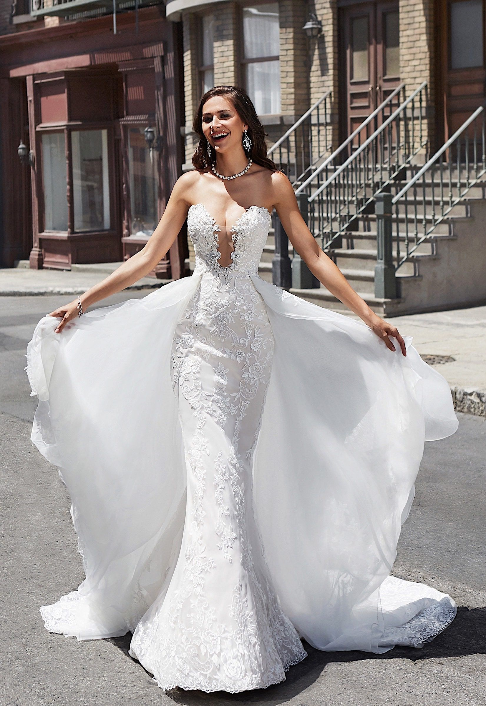 New bridal collection ashley jessie wedding dresses in