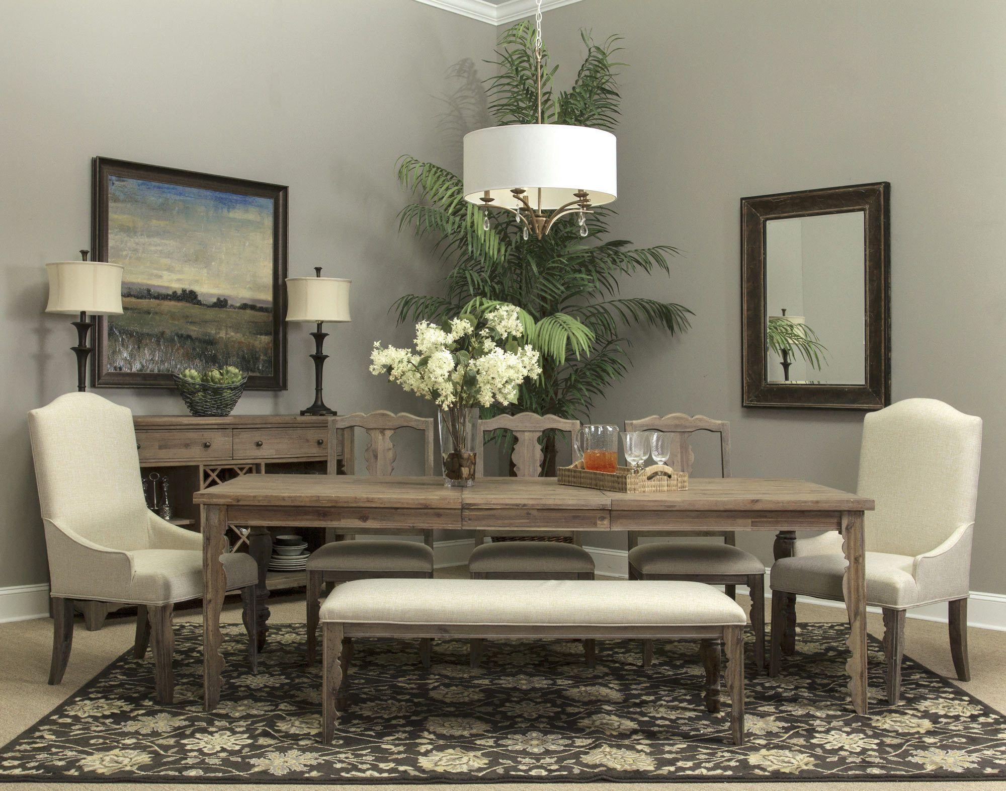 Magnolia Dining Room Set | Fairmont Designs Furniture ...