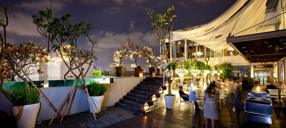 The Edge restaurant, Kemang Icon by Alila, Jakarta Food
