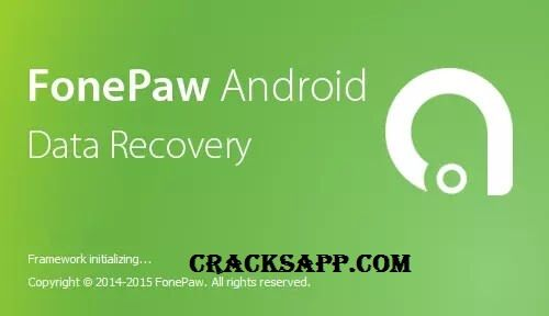 fonepaw android data recovery register key