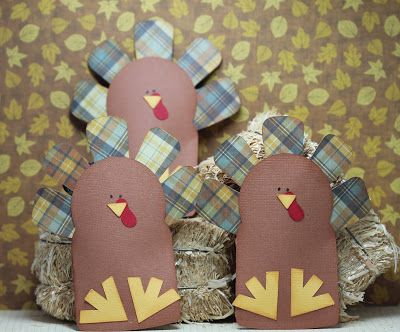This and That: Turkey Treats