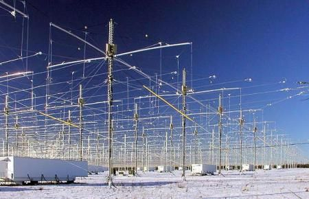Mobile User Objective System (MUOS)  Haarp in Sicilia