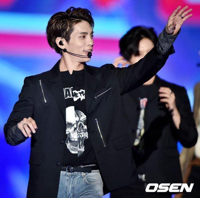 160908 - Jonghyun 2018 Pyeongchang Winter Olympics Kpop Festival