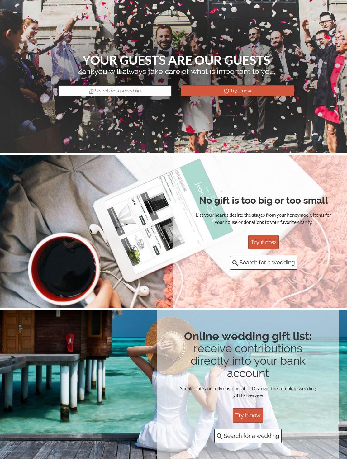 Pin by Perfête on Wedding Planning Tips | Wedding website, Wedding