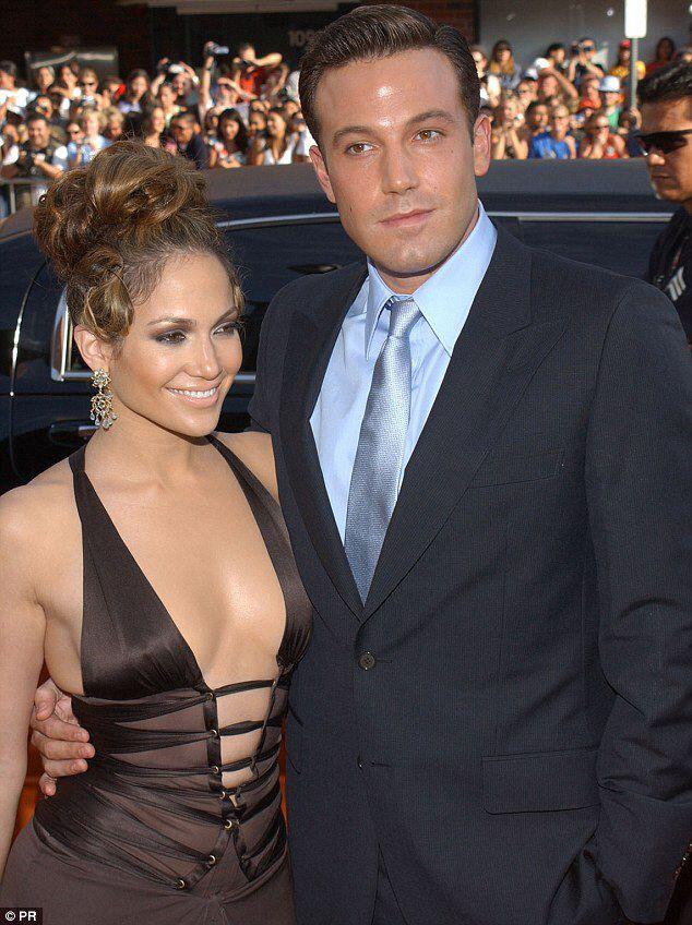 Jennifer Lopez And Ben Affleck Celebrity Couples Jennifer Lopez Movie Premiere