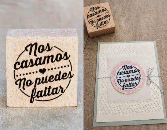 cmo hacer sellos para bodas tutoriales