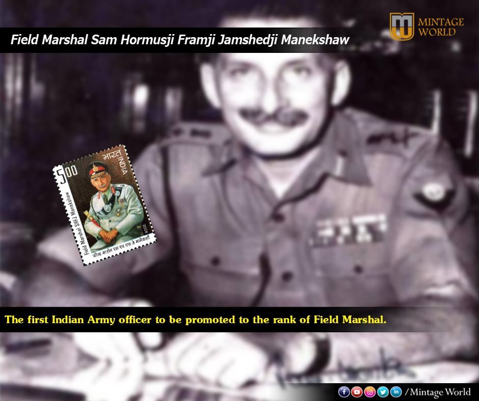 Remembering Sam Manekshaw India S Greatest Soldier Today In History Soldier Military Careers