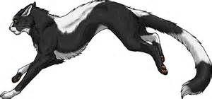 lgdc -étoile filante   Lgdc, La guerre des clans, Dessin de loup
