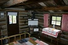 Image Result For Pioneer One Room Cabin Interior One Room Cabins Cabin Interiors Log Cabin Interior