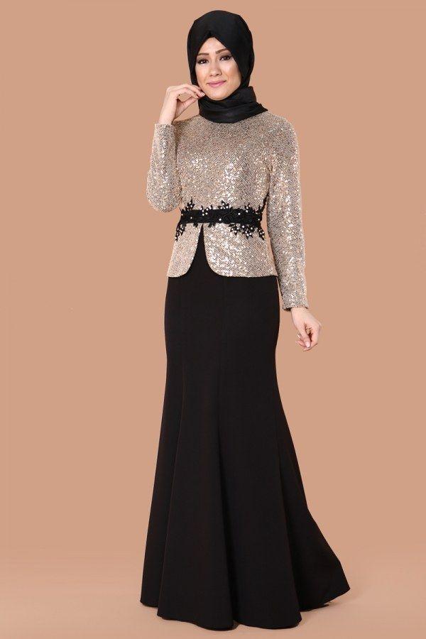 Aycan Pul Payet Balik Abiye Siyah Urun Kodu Brb4189 S 79 90 Tl Elbiseler Maksi Elbiseler Cizgili Elbise
