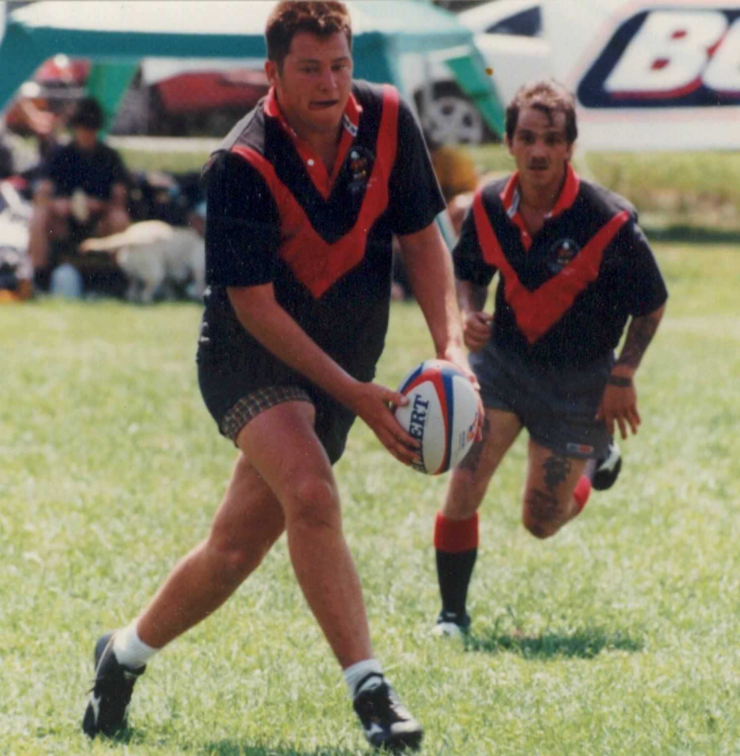 Dave, Can-Am Rugby,aug1997