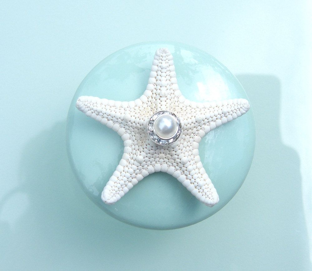 Starfish Closet Door Knobs | http://retrocomputinggeek.com ...
