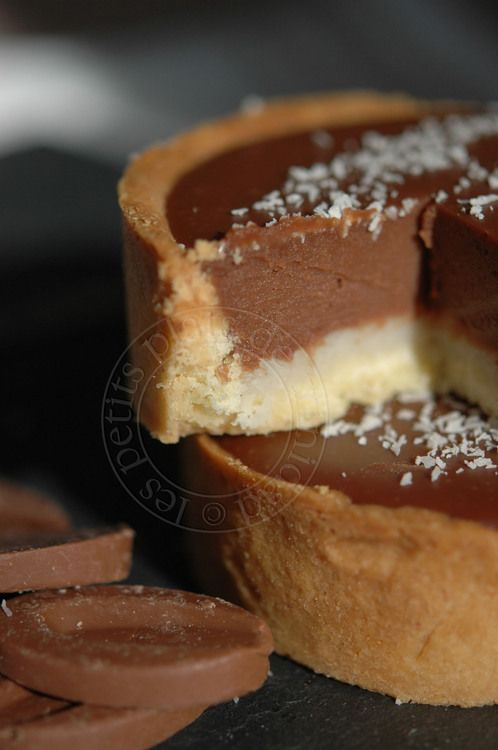 Dessert chocolat lait passion