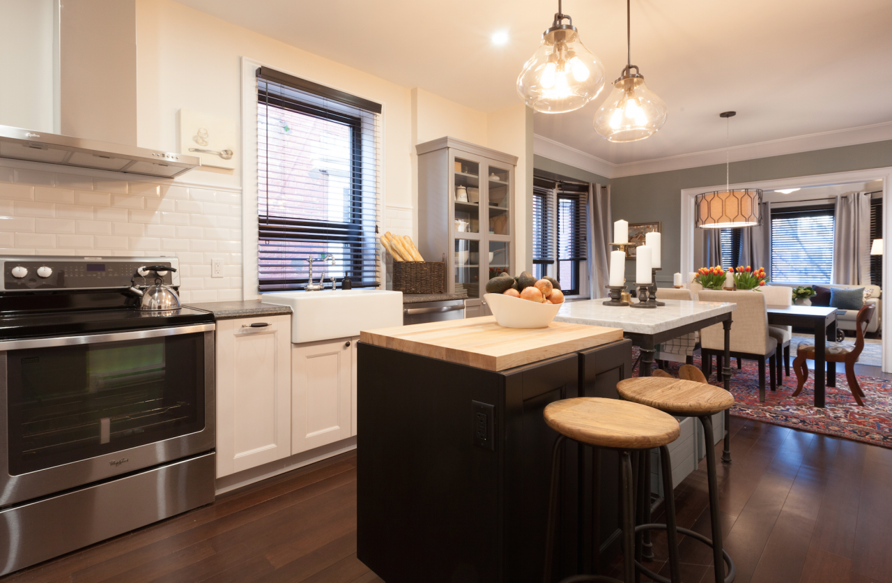Kitchen renovation saves and splurges where to spend in for Kitchen remodel financing